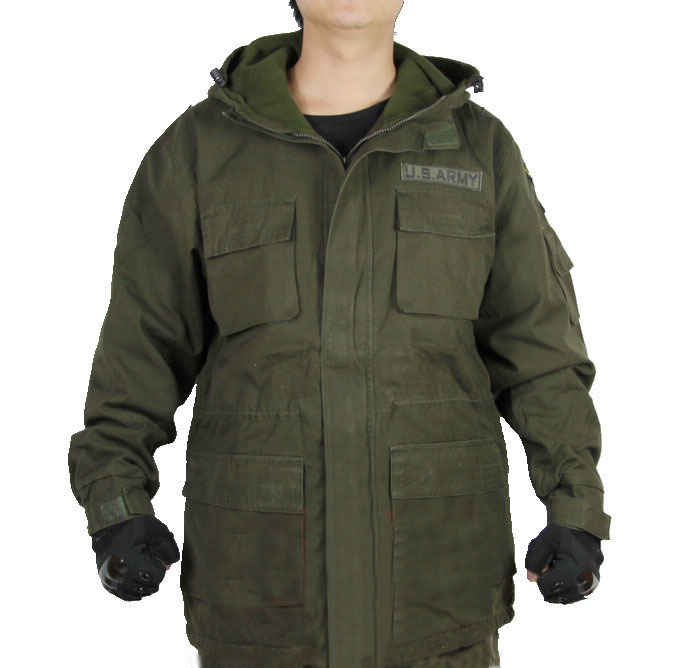Is winter approaching? Heading to the mountains? Army Surplus World has a wide selection of jackets which are perfect for cold weather. We offer both military and civilian style jackets, including a variety of M field jackets, N3B and Gortex parkas, Tactical Softshell jackets, fleece jackets, PT jackets and MA1 flight jackets.