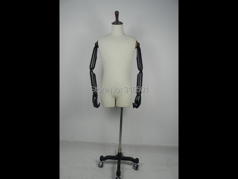 The Environmental protection materials, FRP WRAPPED clothes torso mannequins for showcase(China (Mainland))