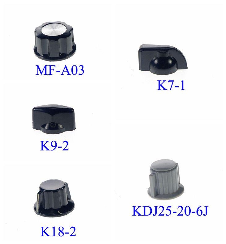 Поворотный переключатель MRO 1 /1 2-Pole 5-Position