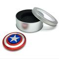 Fidget Spinner Metal Finger Spinner Captain America Shield Marvel Toy hand spinner Top Spinners beyblade Bearing