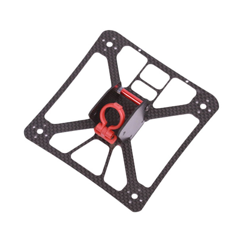 Hot Sale E130 130mm Carbon Fiber 3mm Frame Kit For RC Quadcopter Multicopter Helicopter Spare Parts Drone Accessories(China (Mainland))
