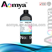 Aomya led UV ink can print on everything omnipotent ink 10x1000ml