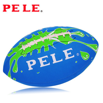 2015 new children rugby child train rugby 4 size sporting Soccer ball game for boy free shipping(China (Mainland))