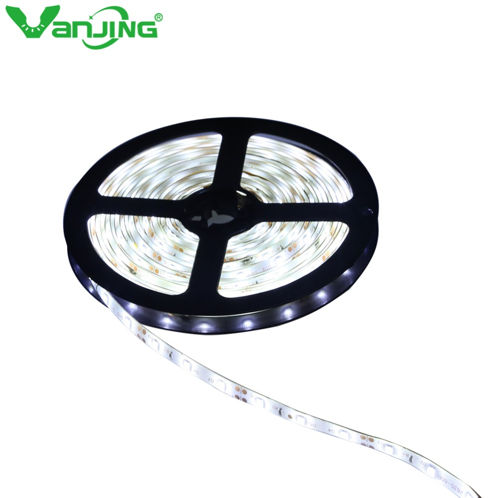 IP65 Waterproof 5M 300leds SMD 3528 LED Strip Flexible LED Tape 12V LED Ribbon RGB Cool White Warm White Yellow Red Green Blue(China (Mainland))