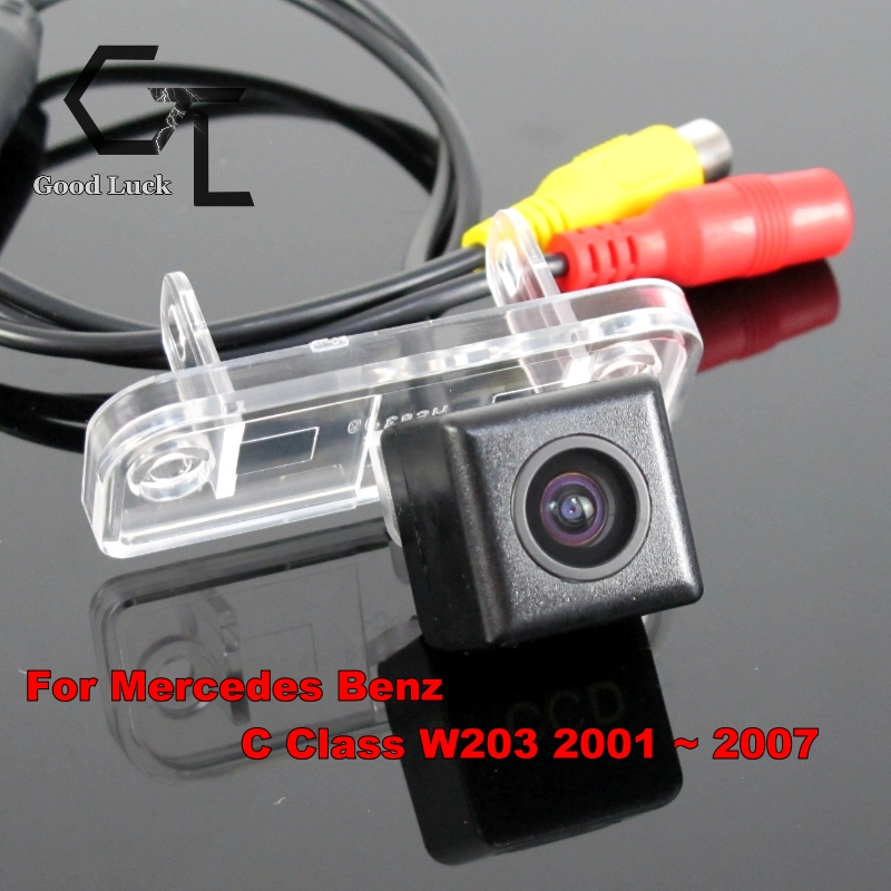 Car Camera For Mercedes Benz C Class MB W203 2001~2007  / HD CCD Back Up Camera / Modified Enthusiasts Preparing