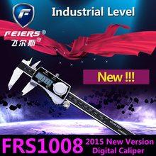 """Envío gratis FRS1008 2015 nueva versión 150 mm 6 """" Digital calibre VERNIER micrómetro / Lcd micrómetro ventas calientes"""