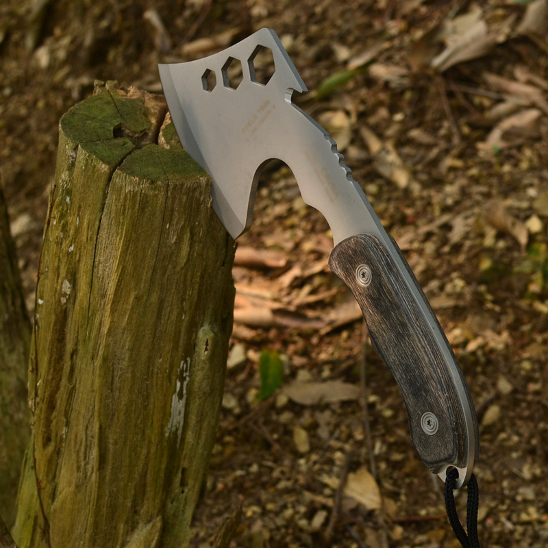 Outdoor Hiking Camping Knife Edge Of Stainless Steel Products Fire Camping Ax Engineers Axe Wilderness Survival