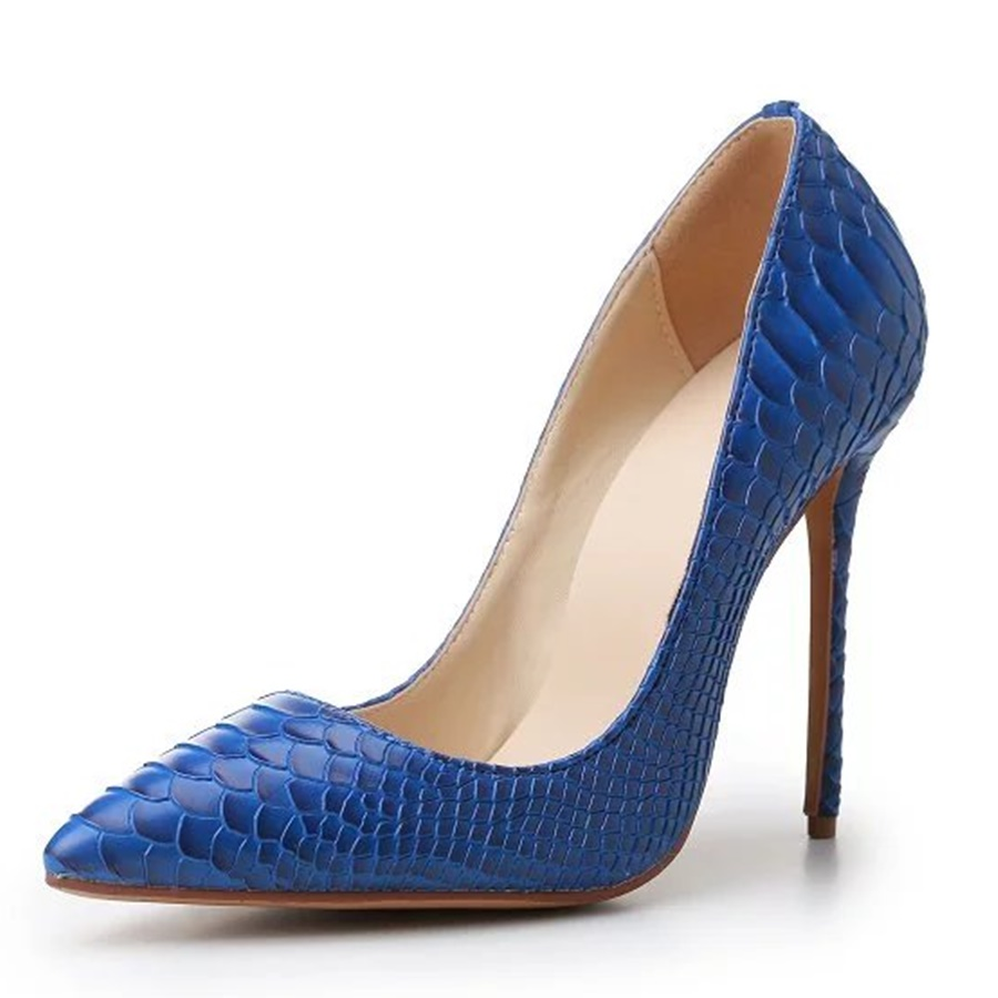Royal Blue Heels For Women