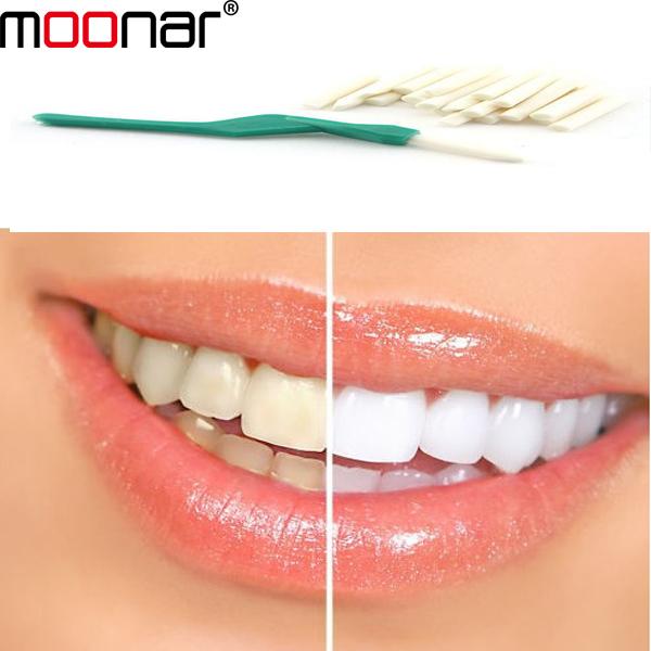 whiten teeth tooth dental peeling stick 25 pcs Oral Hygiene teeth brush 1 pack Hot Selling convenient MPJ435