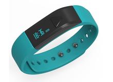 I5 Smart Bracelet Bluetooth Activity Wristband Intelligent Sports Watch Optional Change Color Strap