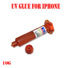 Free shipping 10ML UV Glue LOCA Liquid Optical Clear Adhesive For Repair Cellphone Glass Lens(China (Mainland))