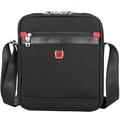 SCOGOLF men shoulder bag black crossbody bag nylon sling bag travel business pack SC 5200