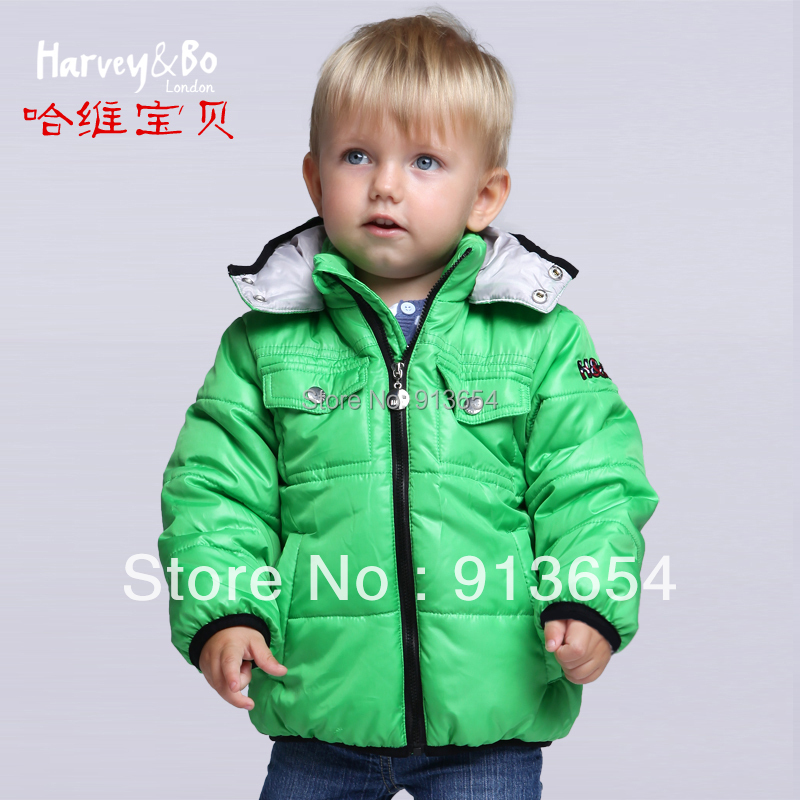 2014 autumn winter jacket baby clothing children outerwear kids warm wadded jackets & coats - Sunny Baby fashion Store store