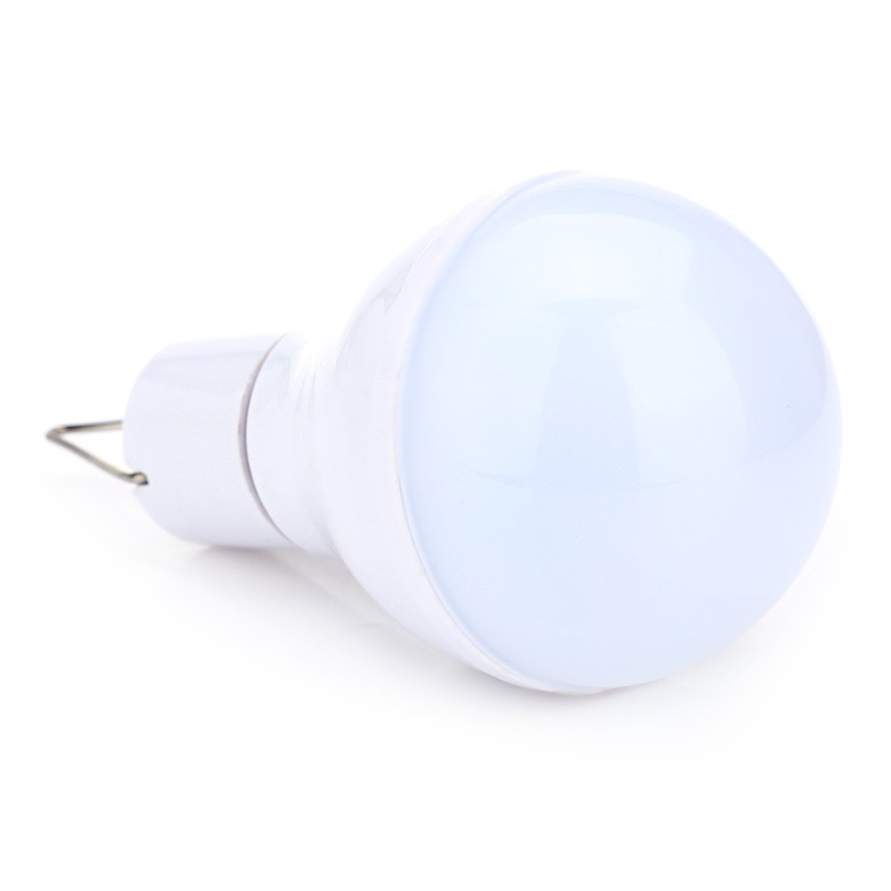 2016 Hot Selling Led Lamp12V 5W Durable Rechargeable Battery USB LED Bulb High Quality Portable Light Perfect For Camping Hiking(China (Mainland))