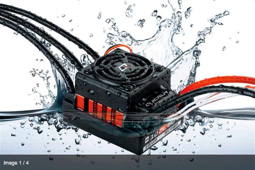 Hobbywing EZRUN WP-SC8 Waterproof 120A brushless ESC+ 8.5T 540 4300KV Brushless Motor, Suitable for all 1/10 Rc  Car<br><br>Aliexpress