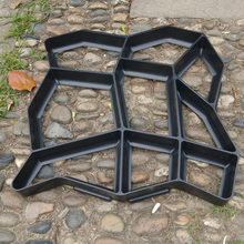 Pavement Mold molds for pavement paths Pathway mould plastic concrete pavement mould