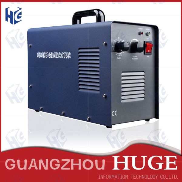 New Style Ozone Output Adjustable Air Cooling 3g Portable Ozone Machine Air Purifier +CE(China (Mainland))