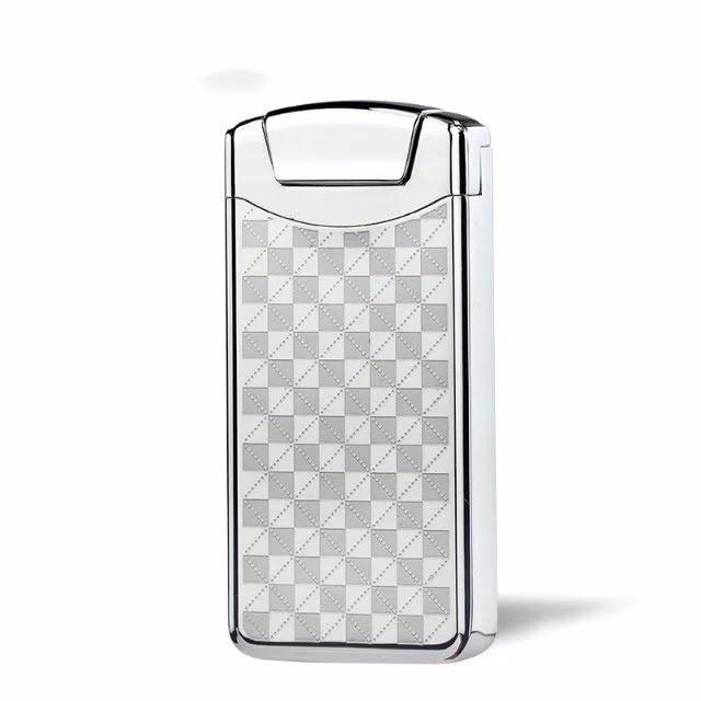 ถูก 5ชิ้น/ล็อตบาร์แบบพกพาแบบชาร์จไฟUSBเบาw indproofบุหรี่อิเล็กทรอนิกส์arcสูบบุหรี่เบาencendedorขายส่งเบา