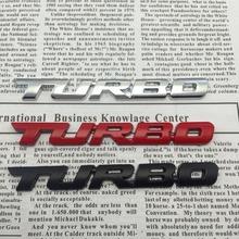 3D Car Emblem Sticker TURBO METAL GRILL Rear Trunk Badge Audi A4 A6 A3 A5 Q3 Q5 Q7 BMW Ford focus VW skoda seat Peugeot - FRCY Store store
