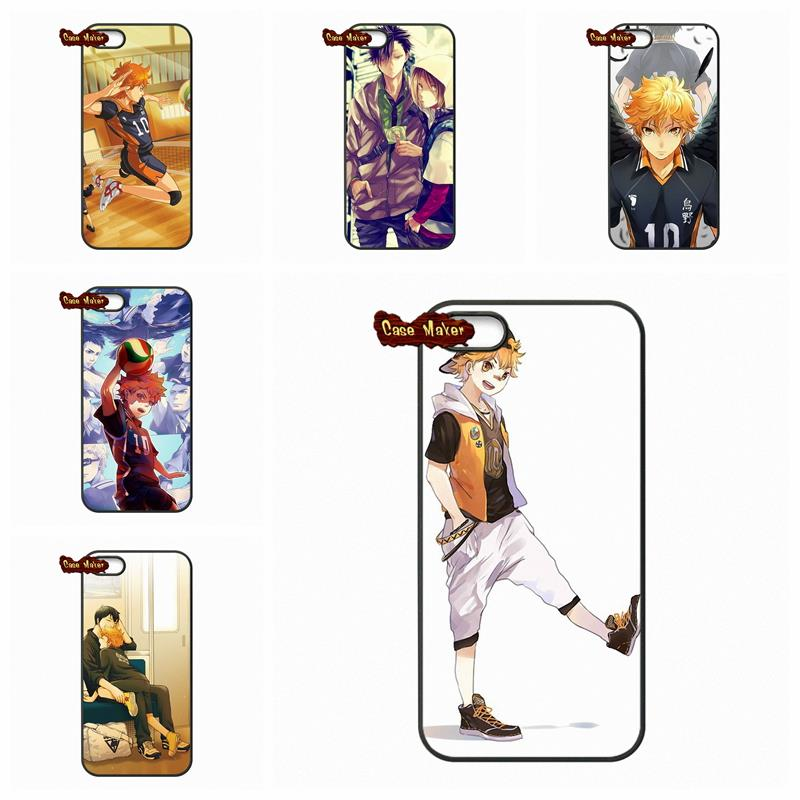 For Samsung Galaxy Note 2 3 4 5 iPod Touch 4 5 6 HTC One M7 M8 M9 LG G2 G3 G4 G5 Haikyuu Karasuno High School Phone Cover Case(China (Mainland))