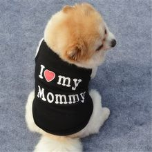 Buy Cute Pet Dog Clothes Spring T-shirt Soft Dogs Clothes Pet Cat Clothing Summer Shirt Casual Coats Small Pets for $1.32 in AliExpress store