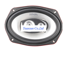 Car Speaker 6 * 9 inch coaxial speakers car audio one pair price tritone CX2269
