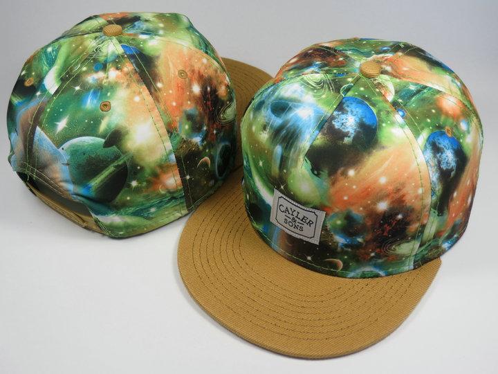 Flexfit brand galaxy adjustable baseball snapback hats Trucker Skateboard caps fo rmen women sports hip hop Strapback - Cheap Baby Store store