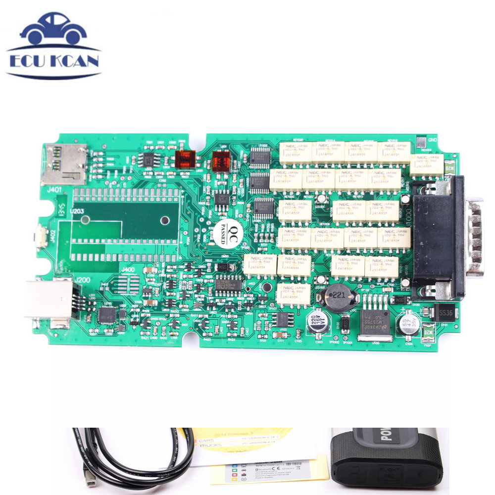 NEC Relays Single Board Tcs CDP Scanner CDP PRO PLUS V2014.03 Free Active CDP PRO Plus Black and Gray CDP As WOW Snooper(China (Mainland))