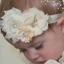 Buy Newborn Headband Hair Bowknot Headbands KIDS Hair Accessories grosgrain ribbon Bow Headband hair bands w--037 for $1.04 in AliExpress store