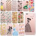 Chaiming Sexy Bikini Shell Mermaid Pattern Capa Phone Case TPU Beautiful Fundas Back Skin Cover For iphone 5 5s se 6 6s 6s Plus