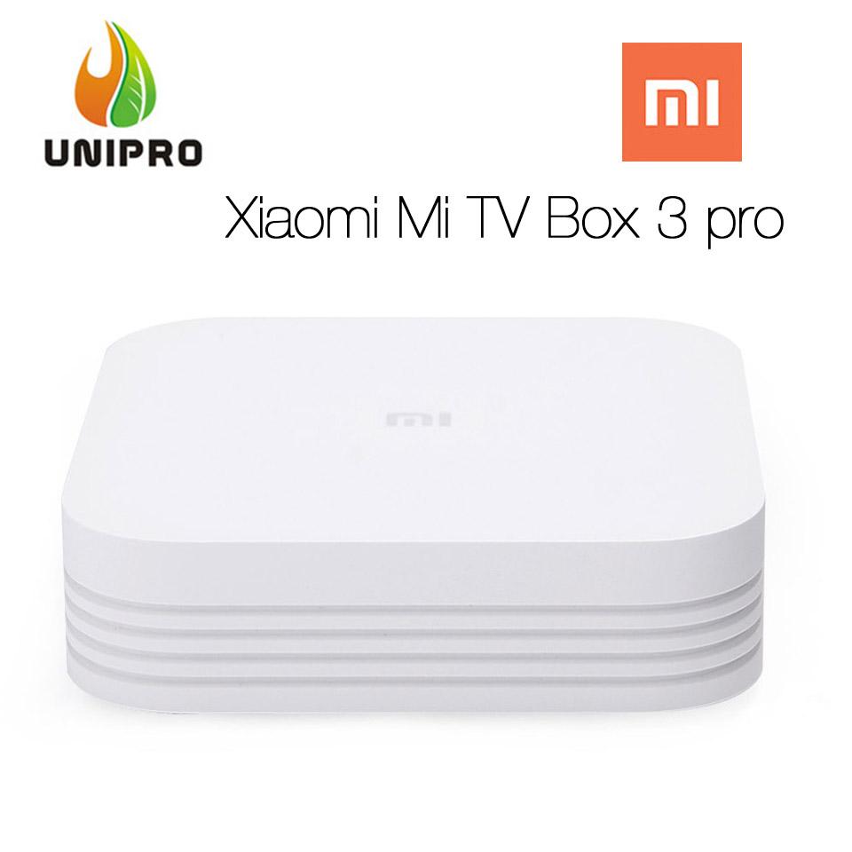 Xiaomi tv box 3 pro