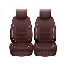 Buy 2 pcs Leather car seat covers Chery Ai Ruize A3 Tiggo X1 QQ A5 E3 V5QQ3 QQ6 QQme A5 car accessories styling for $64.27 in AliExpress store