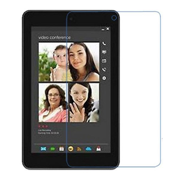 """Front Transparent LCD Ultra Clear Screen Guard Protectors Film for Dell Venue 7 3730 7""""(China (Mainland))"""