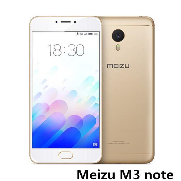 """Meizu M3 Note Original 5.5"""" FDD LTE 4G smartphone Helio X10 Octa Core 1920X1080P 2GB RAM 16GB ROM Mobile Phone 13MP Flyme 5"""