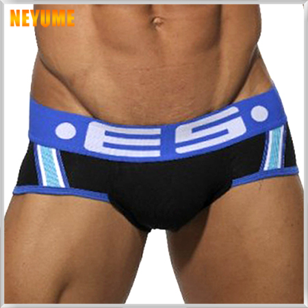 brand fashion addicted es collections underwear sheer lingerie men panties sexy mens jockstrap cuecas gay men's briefs pouch(China (Mainland))