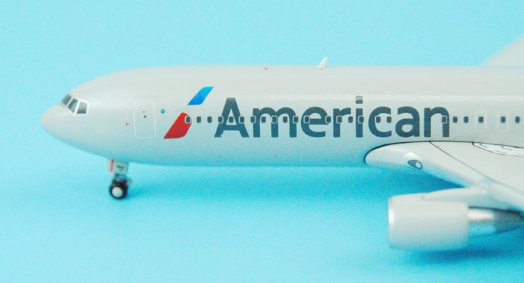 New product: GJAAL1548 767-300ER American Airlines GeminiJets new coating 1:400(China (Mainland))