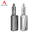 Rofvape A Box Mini Electronic Cigarette Kit 7 50W OLED Indicator Box Mod Vape Electronic Hookah