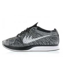 free shipping Brand name 2015 FLykniting RACER UNIVERSITY Men's mesh running sport shoes