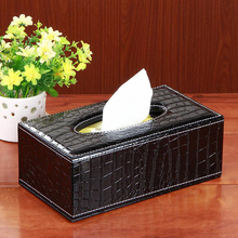 European Style Elegant Royal For Crocodile Paper Car Covers Towels In Heart Household Tissue Box(China (Mainland))