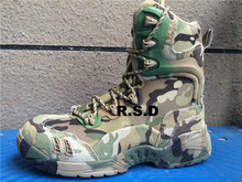 Magnum style Spider 8.1 multicam Boots,force swat boots,airsoft desert boots +free shipping(China (Mainland))