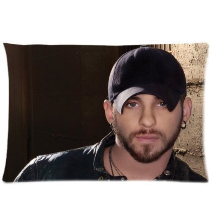 2015 Novelty Country Rock Singer Brantley Gilbert Printed 20X30 inches Pillow Case Pillowcase Sofa/Bed/Cars Covers(China (Mainland))