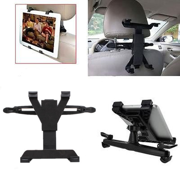 Universal Car Back Seat Headrest Mount Holder Stand Bracket Kit 7-13 Inch For iPad Mini 4 3 2 For SAMSUNG Galaxy Tab 10.1 Tablet(China (Mainland))