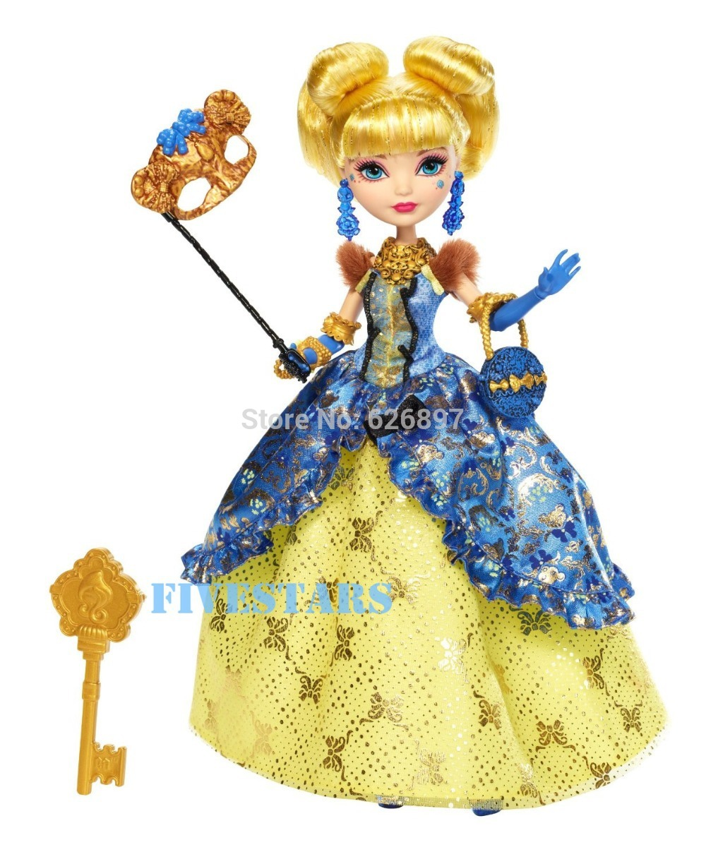 Genuine Original Ever After High Thronecoming Blondie Lockes Brand Dolls for Girls Christmas New Year Birthday Gifts Baby Toys<br><br>Aliexpress