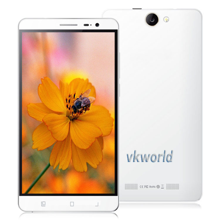 Original VKWORLD VK6050S VK6050 MTK6735 Quad Core 5.5'' Mobile Phone LTE-FDD Cellphone 16G ROM 6050mAh Android 5.1 Smartphone(China (Mainland))