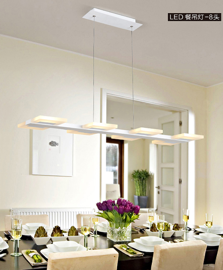 Led apparecchi di illuminazione cucina lampade moderne per la sala ...