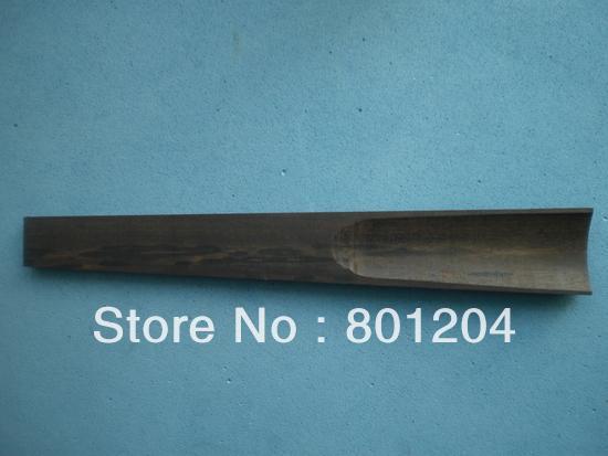 10PCs of Violin Fingerboard 4/4(ebony fingerboard)