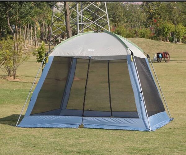 Туристическая палатка LDL 320 * 320 * 240 8 LDL-2015