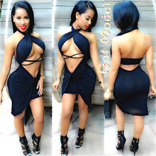 Fashion Solid Exposed Women