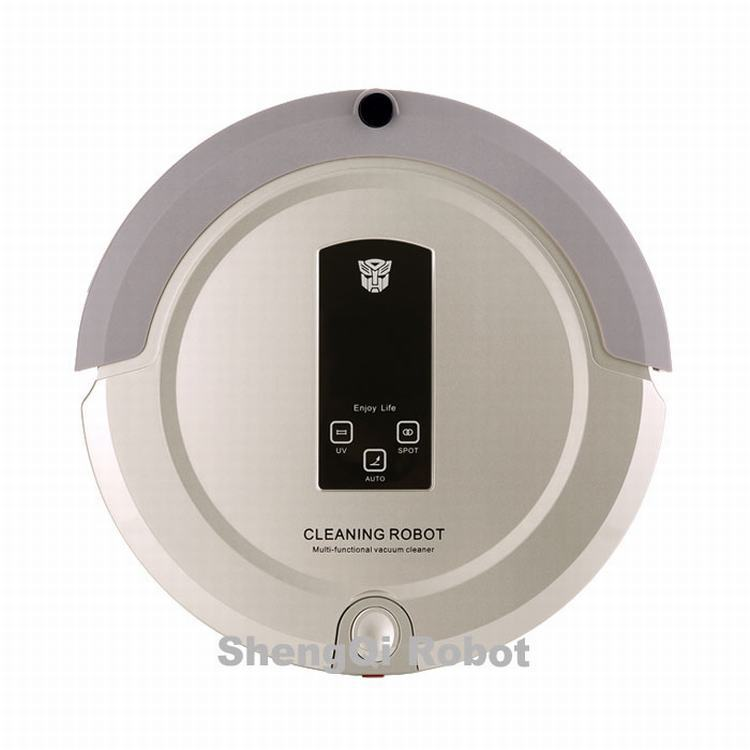 Quality Guarantee Robot Intelligent wet Robot Vacuum Cleaner(China (Mainland))