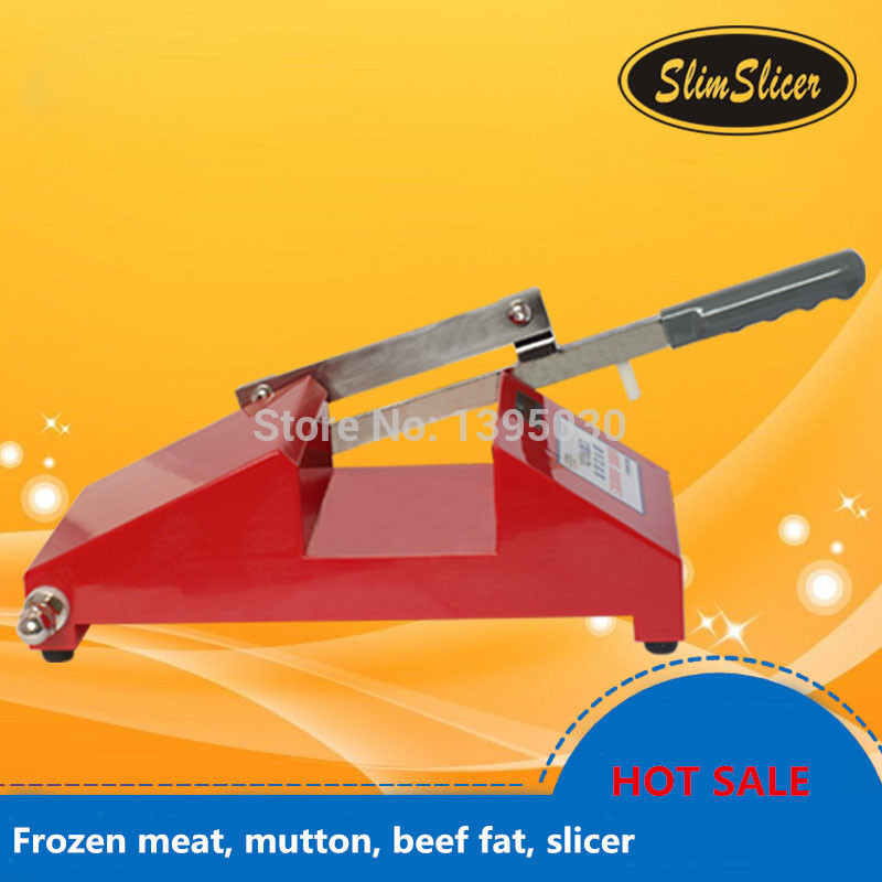 Фотография Newest!  Frozen meat, mutton, beef fat, slicer  Freeshippng by DHL